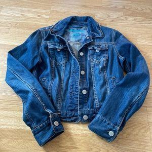 New Jean jacket medium